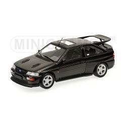Ford Escort RS Cosworth 1992 Noire Métallisée Minichamps 150089020