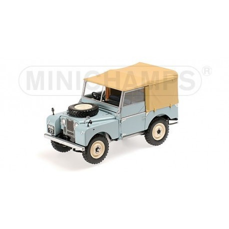 Land Rover 1948 Bleu Minichamps 150168908