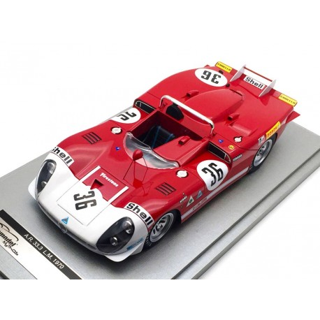 Alfa Romeo 33/3 36 24 Heures du Mans 1970 Tecnomodel TM1827B