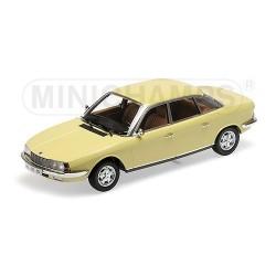 NSU RO 1980 1972 Jaune Minichamps 151015402