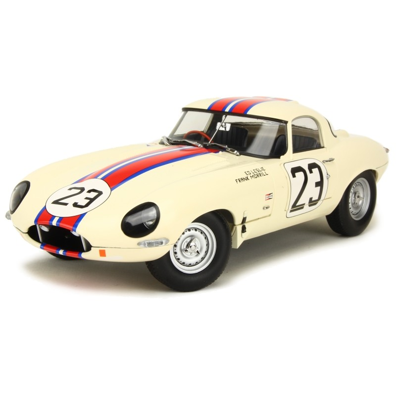 jaguar e type lightweight 23 24 heures du mans 1963 paragon 98361 miniatures minichamps. Black Bedroom Furniture Sets. Home Design Ideas