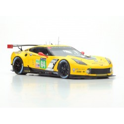 Chevrolet Corvette C7R 64 24 Heures du Mans 2015 Spark 18S199