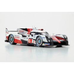 Toyota TS050 Hybrid 5 24 Heures du Mans 2016 Spark 18S264