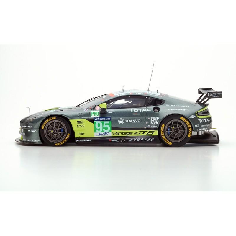 2016 Aston Martin Vanquish Camshaft: Aston Martin Vantage 95 24 Heures Du Mans 2016 Spark