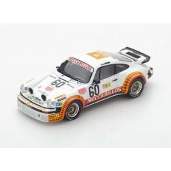 Porsche 934 60 24 Heures du Mans 1977 Spark S4751
