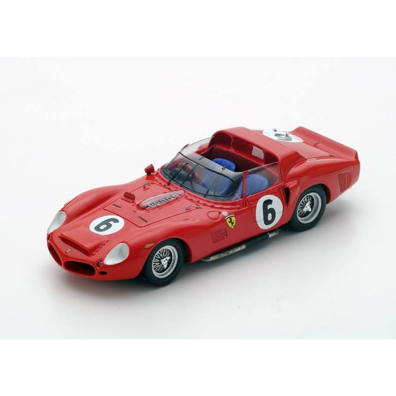 ferrari 330 tri 6 24 heures du mans 1962 looksmart lslm023 miniatures minichamps. Black Bedroom Furniture Sets. Home Design Ideas