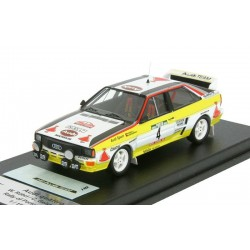 Audi Quattro Rallye du Portugal 1984 Rörhl - Geistdörfer Trofeu RRAL43