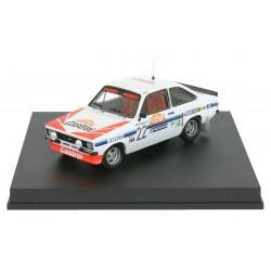 Ford Escort MK2 22 Rallye de San Remo 1980 Presotto - Sghedoni Trofeu T1026