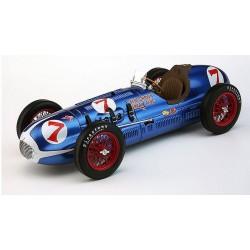 Deidt-Offenhauser Blue Crown Special 7 Winner 500 miles d'Indianapolis 1949 Bill Holland Replicarz R18013/7