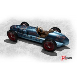Deidt-Offenhauser Blue Crown Special 27 Winner 500 miles d'Indianapolis 1947 Mauri Rose Replicarz R18010/27