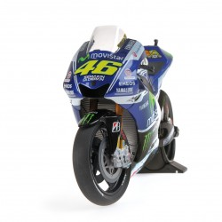 Yamaha YTZ-M1 Moto GP 2014 Valentino Rossi Minichamps 122143046