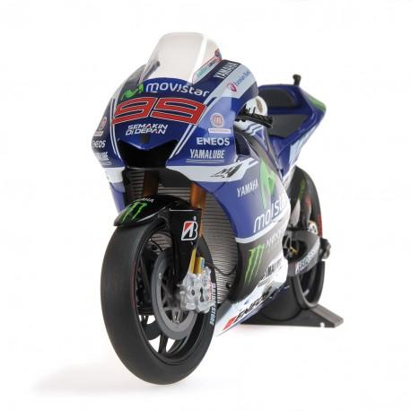 Yamaha YTZ-M1 Moto GP 2014 Jorge Lorenzo Minichamps 122143099