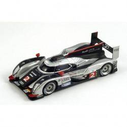 Audi R18 TDI 2 Winner 24 Heures du Mans 2011 Spark 43LM11