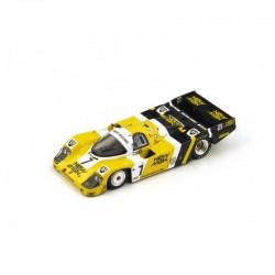 Porsche 956 7 Winner 24 Heures du Mans 1985 Spark 43LM85