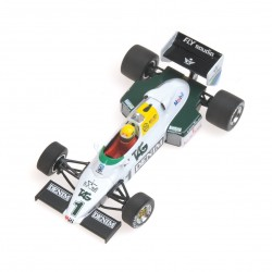Williams Ford FW08C F1 Test 1983 Ayrton Senna Minichamps 540834301