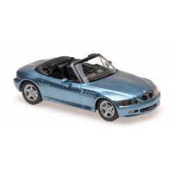 BMW Z3 1997 Bleue Maxichamps 940024331