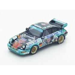 Porsche 911 Carrera RSR 59 24 Heures du Mans 1994 Spark S4176
