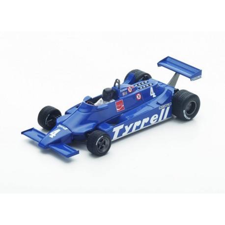 Tyrrell 010 F1 Argentine 1981 Riccardo Zunino Spark S4318