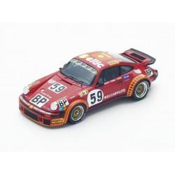 Porsche 934 59 24 Heures du Mans 1977 Spark S4750
