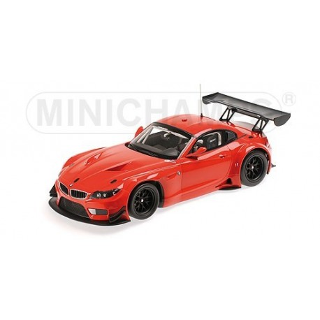 BMW Z4 GT3 2012 Rouge Minichamps 151122300