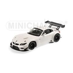 BMW Z4 GT3 2012 Blanche Minichamps 151122301