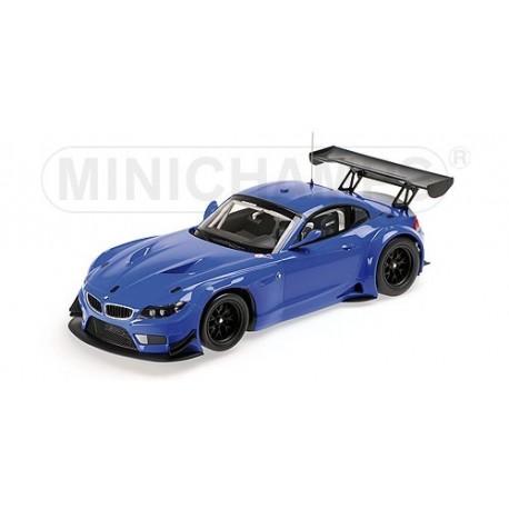 BMW Z4 GT3 2012 Bleue Minichamps 151122302