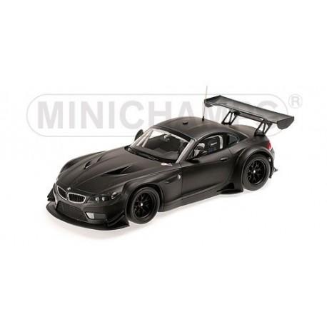 BMW Z4 GT3 2012 Noire Minichamps 151122304