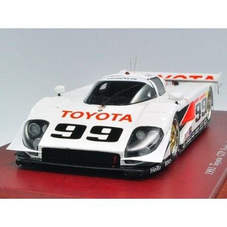 Toyota Eagle GTP 99 Winner 12 Heures de Sebring 1993 Wallace Fangio Truescale TSM114327