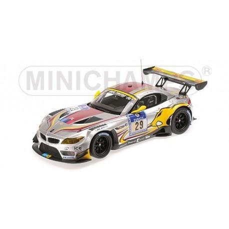 BMW Z4 GT3 29 24 Heures du Nurburgring 2012 Minichamps 151122329
