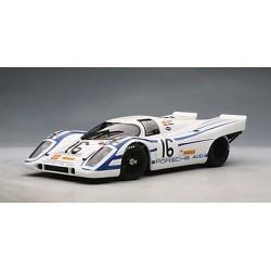 Porsche 917 K 16 12 Heures de Sebring 1970 Elford Ahrens Autoart 87086