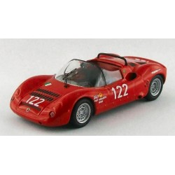 Abarth SP 1000 122 Winner Targa Florio 1969 Calascibetta Ferlito Best Model 9532