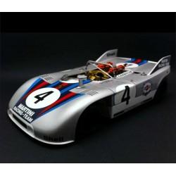 Porsche 908/03 Martini 4 1000 Km du Nurburgring 1971 Marko Van Lennep Autoart 87181