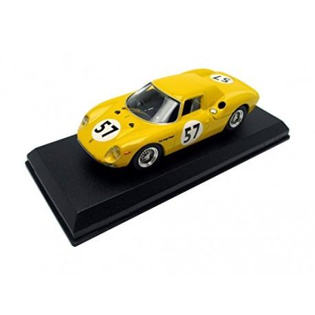 Ferrari 250 LM 57 1000 Km de Spa Francorchamps 1966 Noblet Dernier Best Model 9277