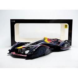 RedBull X2014 Fan Car Sebastian Vettel 2014 Autoart 18118