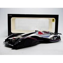 RedBull X2014 Fan Car noire silver 2014 Autoart 18117