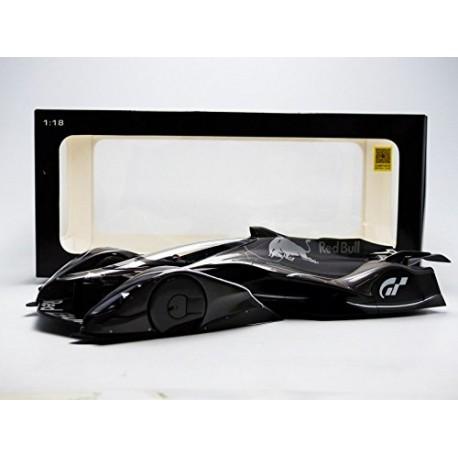 RedBull X2014 Fan Car noire 2014 Autoart 18116