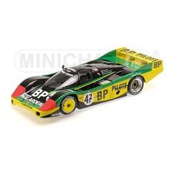 Porsche 956L 47 24 Heures du Mans 1983 Minichamps 180836947