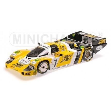 Porsche 956L 7 24 Heures du Mans 1984 Minichamps 180846907