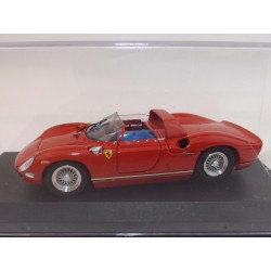 Ferrari 275P 330P Prova Rouge 1964 Art Model ART162