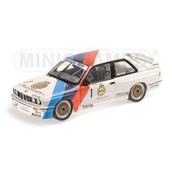 BMW M3 1 DTM 1987 Marc Hessel Minichamps 180872001