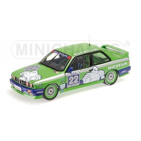 BMW M3 22 DTM 1988 Christian Danner Minichamps 180882022