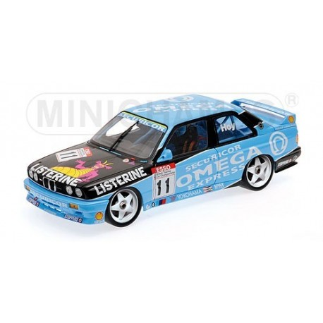 BMW M3 11 Champion BTCC 1991 Will Hoy Minichamps 180912011