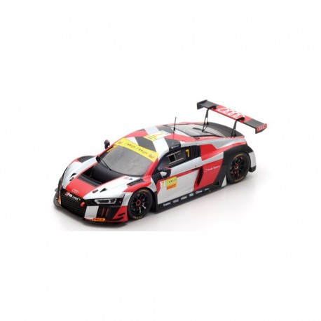 Audi R8 LMS 7 FIA GT World Cup Macau 2016 Edoardo Mortara Spark SA116