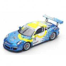 Porsche Carrera Cup 78 Champion PCC Japon 2016 Tsubasa Kondo Spark SJ051