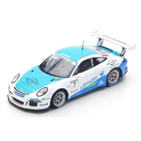 Porsche Carrera Cup 7 Champion PCC Allemagne 2016 Sven Muller Spark SG273