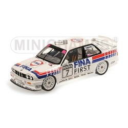 BMW M3 7 DTM 1992 Johnny Cecotto Minichamps 180922007