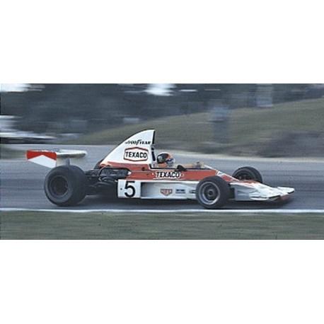 McLaren Ford M23 WC 1974 Emerson Fittipaldi Minichamps 186740005