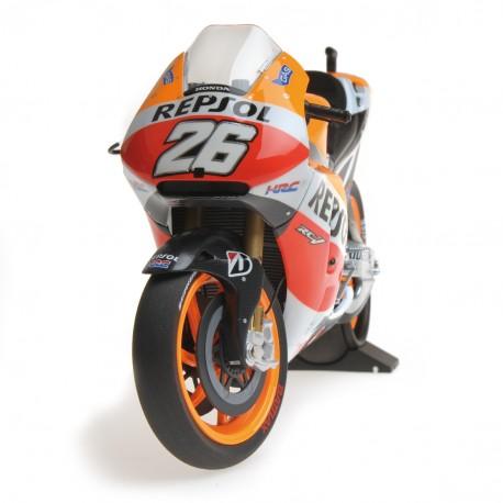 Honda RC213V Moto GP 2014 Daniel Pedrosa Minichamps 122141126