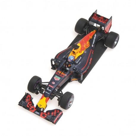 Red Bull Renault RB12 F1 Monaco 2016 Daniel Ricciardo Minichamps 417160103
