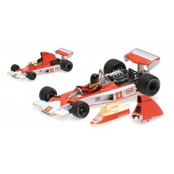 McLaren Ford M23 F1 Afrique du Sud 1976 James Hunt Minichamps 530764331